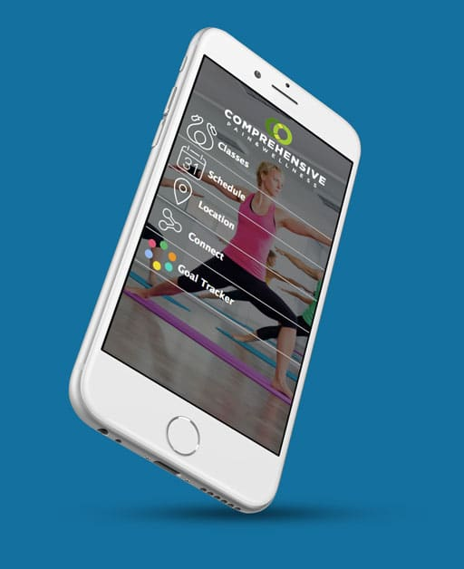 Small Business Mobile App Design iPhone