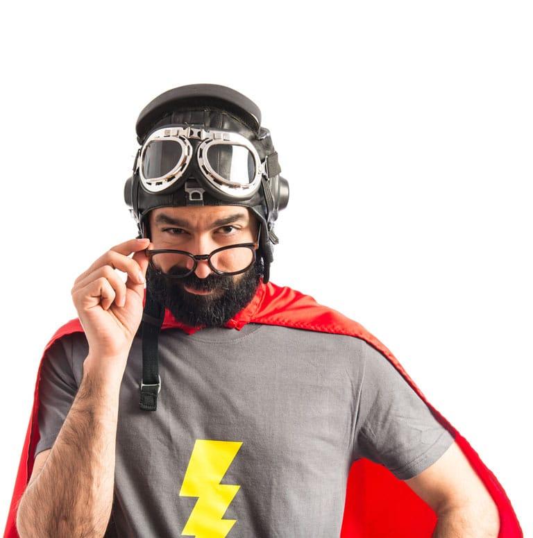 Super Guy Intelligent Digital Strategy