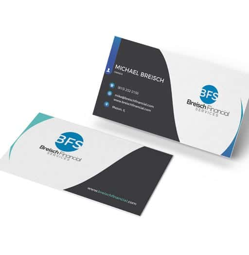Breisch-Financial-Business-Cards