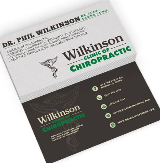 Wilkinson-Chiropractic-Business-Card